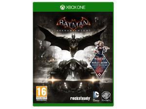 Batman Arkham Knight - Day 1 Edition (Harley Quinn DLC)
