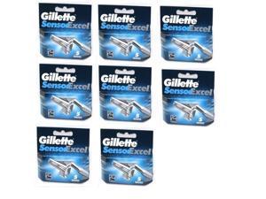Gillette Sensor Excel Razor Cartridges - 40 Pack