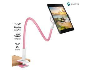 """Purely Gooseneck Phone and Tablet Holder Deluxe 
