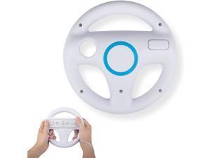 Mario Kart Steering Wheel Compatible With Remotes Mario Kart Racing Wheel Wii And Wii U