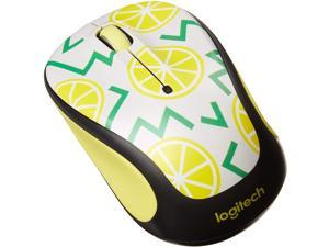 Logitech Wireless Mouse M325 Lemon Yellow