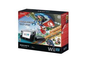 Wii U Mario Kart 8 32GB Deluxe Bundle