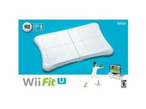 Wii Fit U Wii Balance Board Accessory And Fit Meter