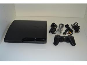 Sony PlayStation 3 Slim 120GB Gaming Console Video Game Systems
