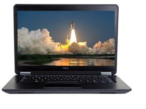 """Dell e7450 business laptop Grade """"B"""" webcam core i7 5600u 2.6ghz 8gb ram 256gb ssd Display 1920x1080 Windows 10 pro excellent battery adapter READY TO RUN RIGHT OUT OF THE BOX"""