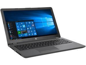 "HP 255 G6 AMD A6-9220 Radeon R4 2.5GHz 8GB 256GB M.2 15.6"" Windows 10 Pro Laptop"