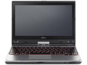 "Fujitsu LifeBook T726 Core i5-6200U 2.3GHz 4GB 500GB 12.5"" Windows 10 2-in-1 Tablet/Laptop"