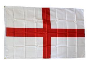 England (St. George) - 3'X5' Polyester Flag