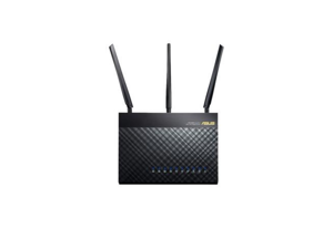 ASUS AC1900 Wireless Router T-Mobile Unlocked - Dual-Band Gigabit Router, Airprotection with Trend Micro for Complete Network Security