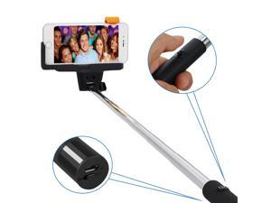 Liger Wireless Bluetooth Extendable Selfie Stick with Remote Shutter