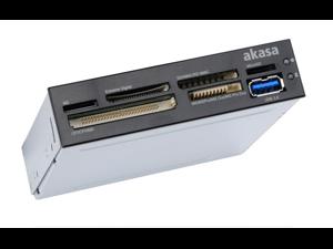 Akasa AK-ICR-07U3 All in One Internal Card Reader/Writer with 3.0 Port