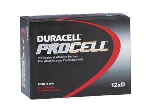 Duracell 12Pk D Procell Battery 85395 Unit: BOX