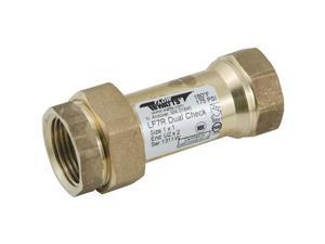 "Watts Water Technologies 3/4"" Check Valve LF7RU2-2 3/4 Unit: EACH"