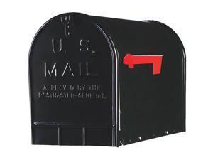 Solar Group Black T3 Mailbox ST200B00 Unit: EACH