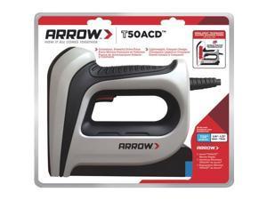 Arrow Fastener Diy Electric Staple Gun T50ACD Unit: EACH