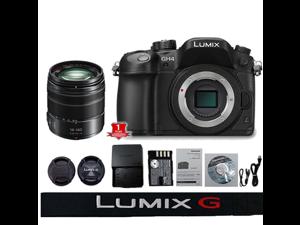 Panasonic Lumix DMC GH4 Mirrorless Micro Four Thirds Digital Camera (Body Only) (International Model) with Panasonic Lumix G Vario 14-140mm f/3.5-5.6 ASPH. POWER O.I.S. Lens