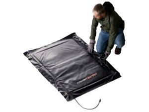 Powerblanket EH0304 Extra Hot Flat Heating Blanket