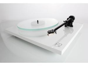 Rega Planar 2 (P2) Turntable - White Gloss