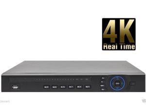 Dahua OEM NVR4216-4KS2 16 Channel NVR 4K H.264/H.265 1U Case Network Video Recorder, P2P, (NO HDD INSTALLED)