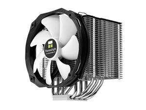 Thermalright Macho Rev. B with TY-147 ultra low-noise PWM-fan.