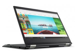 "Lenovo ThinkPad Yoga 370 Convertable Tablet PC - Core i5 (7300U) 2.6GHz Dual Core - 256GB SSD - 8GB RAM - 13.3"" Full HD (1920x1080) TouchScreen Display - WiFi - Bluetooth - Windows 10 Pro - AC Adapter"