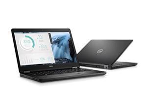 Dell Latitude 5480 Notebook PC - Core i5 (7300HQ) 2.5GHz Quad Core CPU - 256GB SSD - 16GB RAM - WiFi/Bluetooth - Windows 10 Pro - AC Adapter Included