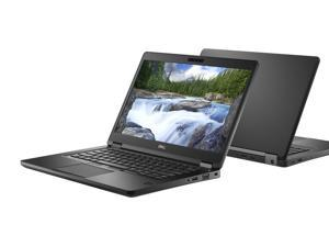 "Dell Latitude 5490 Ultrabook PC - Core i5 (8350U) 1.7GHz Quad Core - 512GB SSD - 16GB RAM - WiFi - Bluetooth - 14"" FHD (1920x1080) Display - Webcam - Windows 10 Pro - AC Adapter Included"