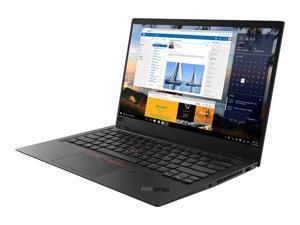 Lenovo ThinkPad X1 Carbon 5th Gen Ultrabook - Core i7 (7600U) Dual Core 2.8GHz CPU - 256GB SSD - 16GB RAM - WiFi - Bluetooth - Windows 10 Pro - AC Adapter Included