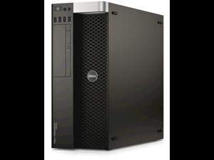 Dell Precision T3610 Workstation - Intel Xeon E5-1620 v2 Quad Core 3.7Ghz CPU - 16GB RAM - 300GB HDD - DVD+RW - Nvidia Quadro K4000 - Windows 10 Pro 64 Bit Installed - KB/Mouse Included