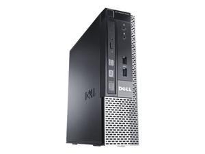 Dell Optiplex 9020 (D06U) Ultra Small Form Factor PC (USFF) - Intel Core i5 2.9GHz (4570S) Quad Core CPU - 8GB RAM - 128GB SSD - DVD - Windows 10 Pro 64 bit installed