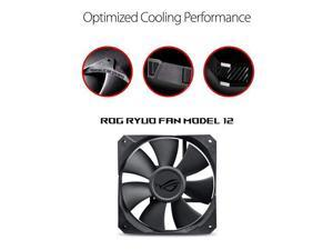 RGB All-In-One Liquid CPU Cooler,CPU Socket Support  - (ROG RYUO 240 )