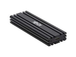 TRIPP LITE U457-1M2-NVMEG2 USB-C TO M.2 NVME SSD (M-KEY) ENCLOSURE ADAPTER - USB 3.1 GEN 2 (10 GBPS), THUND