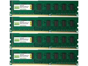 16GB (4x4GB) DDR3 1333 (PC3 10600) Desktop Memory Module
