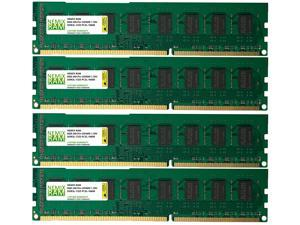 32GB (4x8GB) DDR3 1333 (PC3 10600) Desktop Memory Module