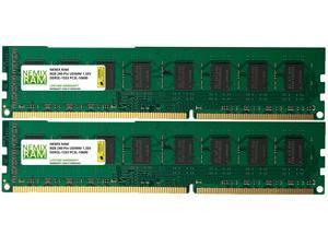 16GB (2x8GB) DDR3 1333 (PC3 10600) Desktop Memory Module