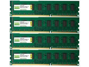 8GB (4x2GB) DDR3 1333 (PC3 10600) Desktop Memory Module