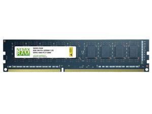 8GB (1x8GB) DDR3 1600 (PC3 12800) 1.5V Desktop PC UDIMM Memory