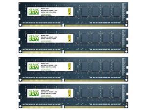 16GB (4x4GB) DDR3 1600 (PC3 12800) Desktop Memory Module