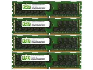 NEMIX RAM 128GB 4x32GB DDR4-2933 PC4-23400 2Rx4 ECC Registered Memory
