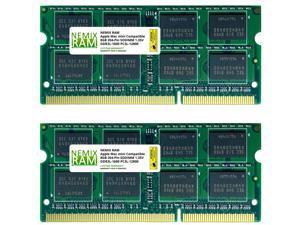 16GB 2X8GB NEMIX RAM Memory for 2012 Apple Mac Mini 6,1 6,2