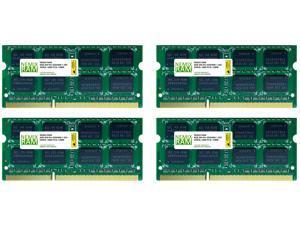 16GB (4x4GB) DDR3 1600 (PC3 12800) SODIMM Laptop Memory RAM