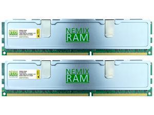 NEMIX RAM SILVERLINE 32GB (2x16GB) DDR4 2400 PC4-19200 PC GAMING MEMORY