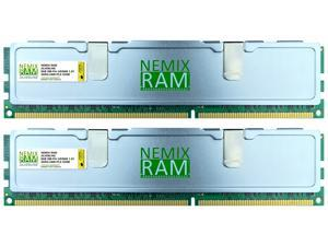 NEMIX RAM SILVERLINE 16GB (2x8GB) DDR4 2400 PC4-19200 PC GAMING MEMORY