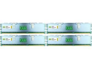 NEMIX RAM SILVERLINE 32GB (4x8GB) DDR3 1333 (PC3-10600) PC GAMING MEMORY