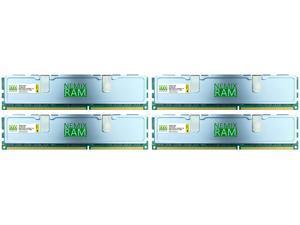 Nemix Ram Silverline 32GB (4x8GB) DDR3 1600 (PC3-12800) PC Gaming Memory