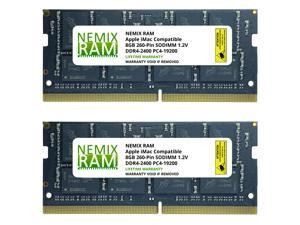 "16GB 2X8GB NEMIX RAM Memory for Apple iMac 2017 27"" Retina 5K"