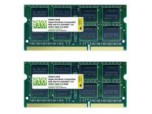 16GB 2X8GB NEMIX RAM Memory for Apple MacBook Aluminum Mid 2010