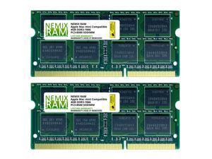 8GB 2X4GB NEMIX RAM Memory for 2009 & 2010 Apple Mac Mini 3,1 4,1