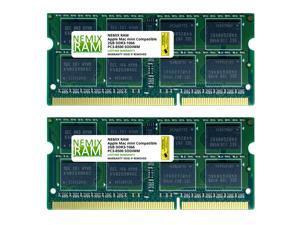 4GB 2X2GB NEMIX RAM Memory for 2009 & 2010 Apple Mac Mini 3,1 4,1