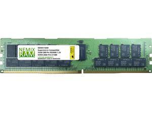 32GB DDR4-2666 PC4-21300 RDIMM Memory for Supermicro H12SSW-NT AMD EPYC by Nemix Ram